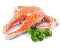 fet fisk d-vitamin intag hjälper mot finnar