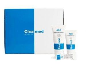 cicamed asd 3-in-1 helhetslösning för aknebehandling